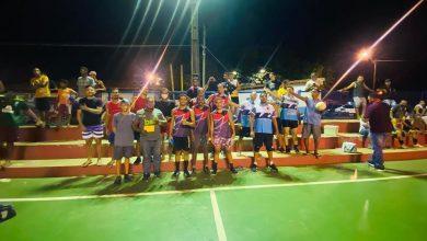 Photo of Quadra da Praça da Juventude recebe final do Campeonato de Voleibol Masculino
