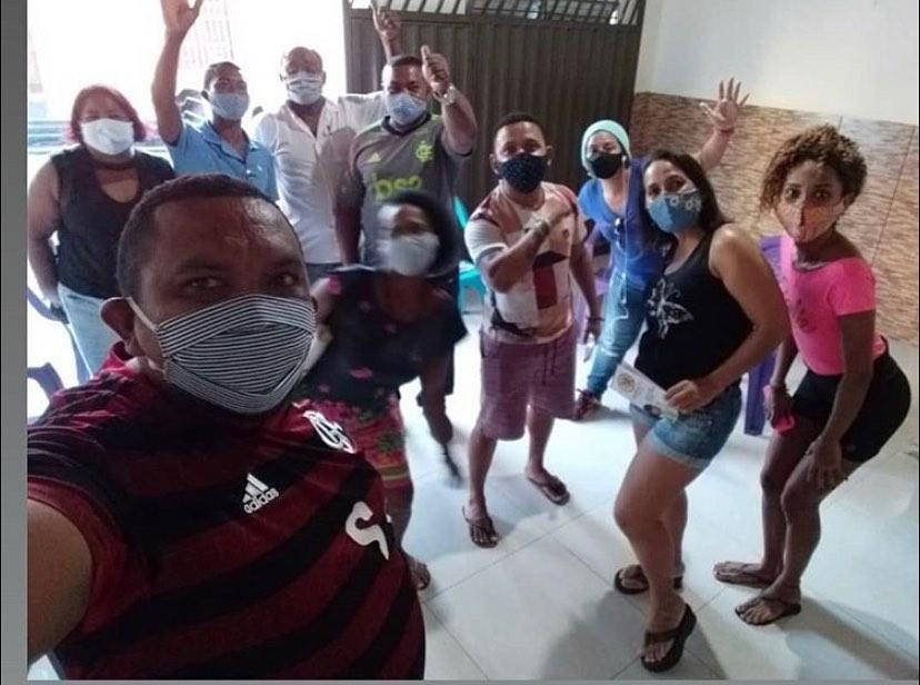 Photo of Equipe da vereadora Fátima Araújo reúne com coordenadores e professores do projeto Viva Mais Saúde