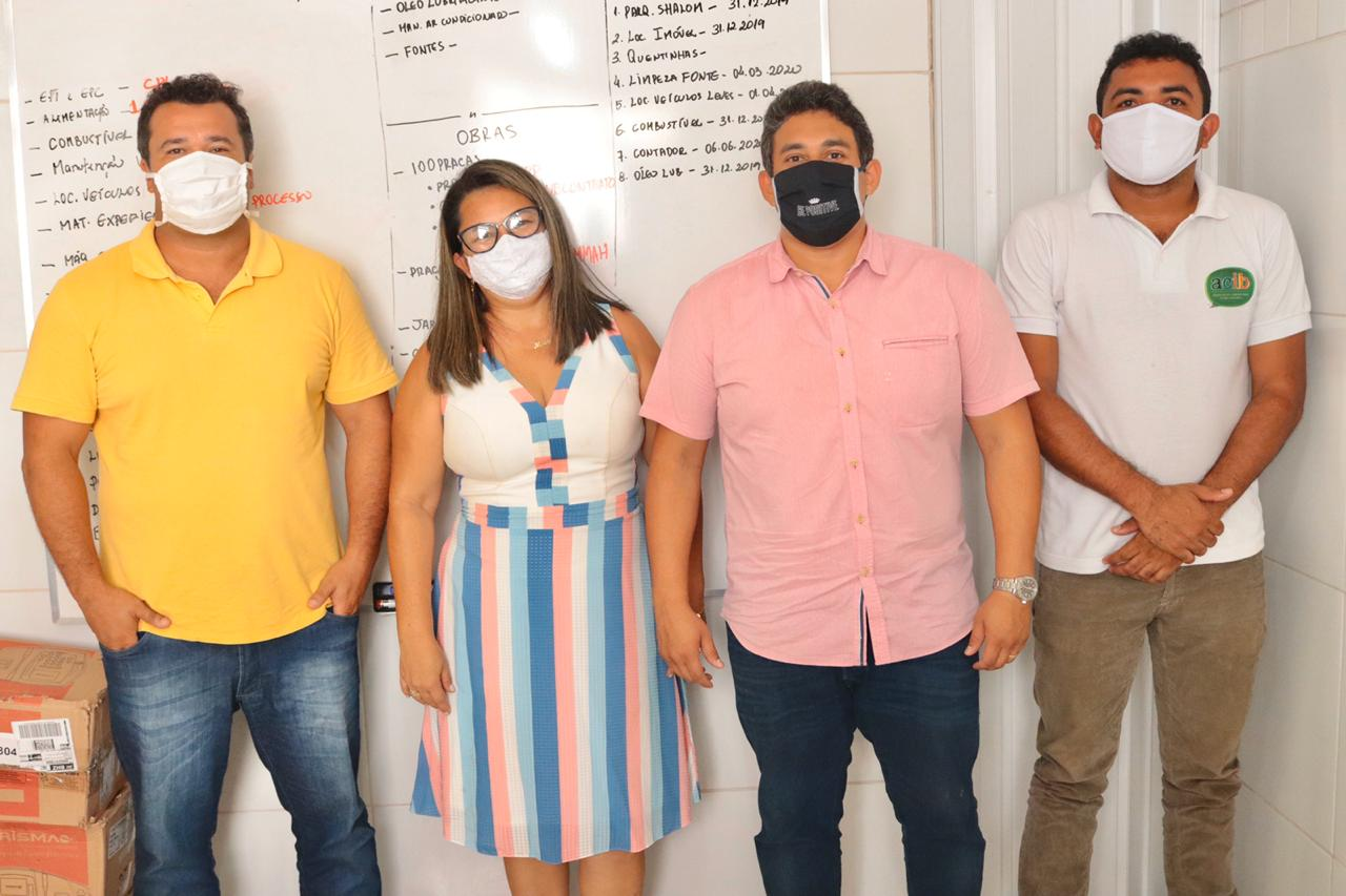 Photo of Osmar Filho destina 100 mil reais para projeto ambiental da ACIB