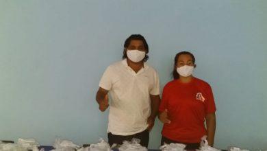 Photo of Presidente da Câmara de Vereadores de Bequimão entrega Máscara e Álcool em Gel aos agentes de segurança