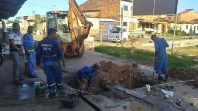 Photo of Fátima Araújo, solicita e Caema realiza implantação de rede de água