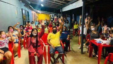Photo of Vereadora Fátima Araújo reúne com moradores do João de Deus