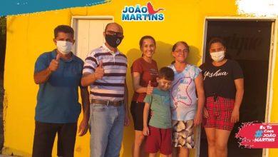 Photo of João Martins recebe mais adesões rumo à Prefeitura de Bequimão-MA