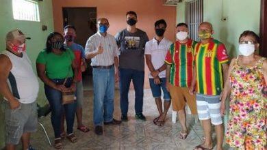 Photo of João Martins visita bequimãoenses radicados em São Luís-MA