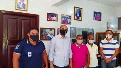 Photo of João Martins reúne com representantes de pescadores artesanais de Bequimão-MA