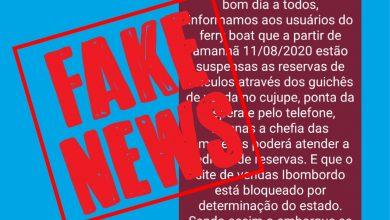 Photo of MOB desmonta Fake News sobre proibição da venda de passagens para veículos via ferry boat