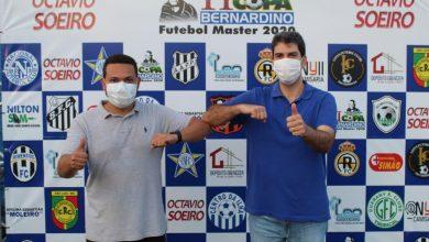 Photo of Octávio Soeiro e Braide prestigiam Copa de Futebol, no São Cristóvão