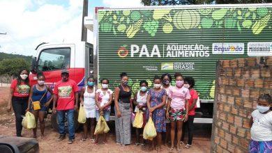 Photo of Prefeitura de Bequimão beneficia 228 famílias com entrega de alimentos
