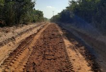 Photo of Prefeitura de Alcântara inicia empiçarramento da estrada de Peri-Açú