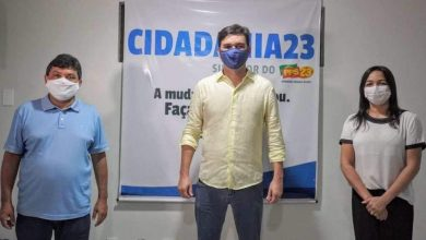 Photo of Eliziane Gama e Márcio Jerry dão ritmo à pré-campanha de Rubens Jr em São Luís