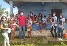 Photo of Prefeitura de Bequimão entrega 540 kits de higiene para famílias de quilombos