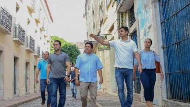 """Photo of Rubens Jr elogia obras da Prefeitura em andamento: """"quero continuar"""""""