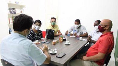 Photo of Fátima Araújo reúne com representantes da Semapa