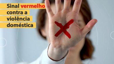 """Photo of Prefeitura de Alcântara lança campanha """"Sinal Vermelho"""" contra Violência Doméstica"""