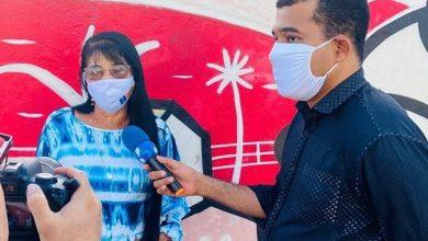 Photo of Vereadora Fátima Araújo fala de suas ações à RedeTV São Luís
