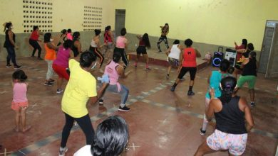 Photo of Aulas de Zumba voltam a funcionar no Pirapora e Vila Lobão