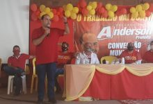 Photo of Alcântara: Anderson Wilker é o candidato a prefeito e Ivan Ferreira, o vice