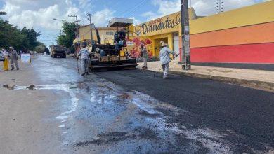 Photo of Fátima Araújo solicita asfalto para bairros e Semosp atende pedido