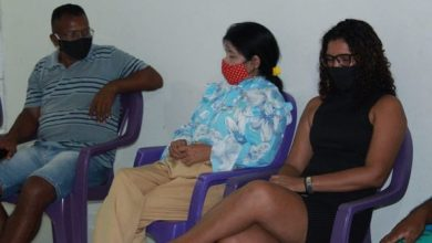 Photo of Vereadora Fátima Araújo recebe lideranças em sua residência