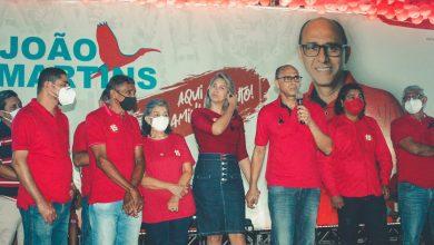 Photo of Bequimão-MA: João Martins defende gestão com participação do povo
