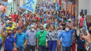 Photo of Convenção: Camyla e Adalton tem nomes homologados em Cajari-MA