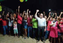 Photo of BEQUIMÃO-MA: João Martins reúne com moradores do quilombo Conceição