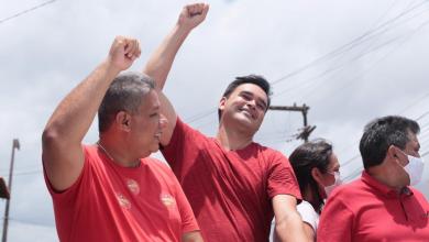 Photo of Rubens Jr faz maior ato na largada da campanha em São Luís