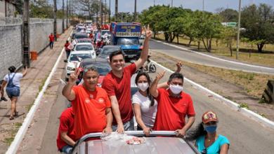 """Photo of """"Sinal de vitória"""", diz Márcio Jerry ao resumir primeiro ato de campanha de Rubens Júnior"""