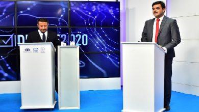 Foto de Rubens Jr mostra suas obras em São Luís no debate da TV Band