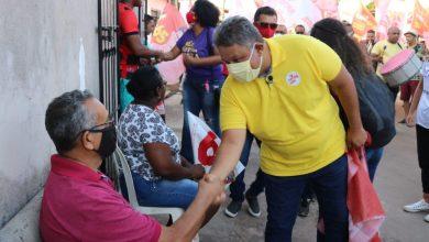 Foto de Carismático e coletivista, Honorato Fernandes se destaca entre os candidatos a vice em São Luís