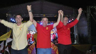 Photo of SÃO MATEUS-MA: Com apoio de  Miltinho, Ivo lidera disputa com 46.2%