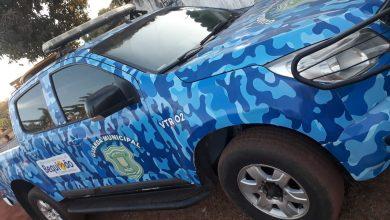 Foto de Guarda Municipal de Bequimão recebe viatura doada pela Polícia Militar