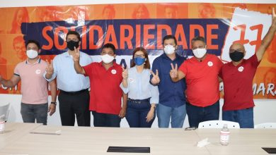 Photo of ELEIÇÕES 2020: Solidariedade de Carlos Madeira declara apoio a Rubens Jr