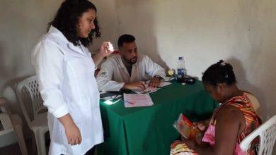 Foto de Prefeitura de Bequimão-MA reforça assistência médica a idosos quilombolas