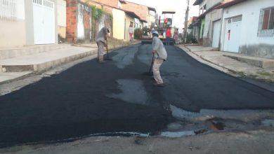 Foto de Prefeitura de São Luís amplia pavimentação asfáltica para o João de Deus