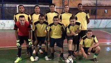 Foto de Decisão da Copa de Futsal Narrador Juninho Costa na categoria principal