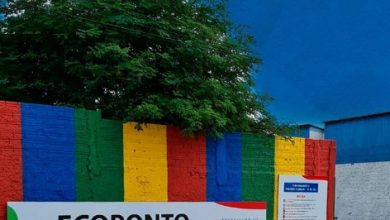 Foto de Vereador Francisco Chaguinhas visita novo Ecoponto no Jardim São Cristóvão