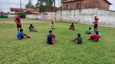 """Foto de Projeto """"Atleta Cidadão"""" reinicia suas atividades esportivas em São Luís"""