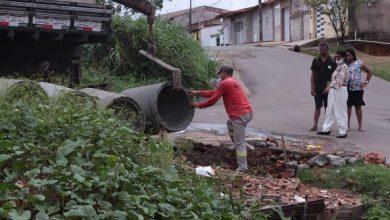 Foto de Flávio Dino atende Indicação de Fátima Araújo e realizará obra de drenagem no São Cristóvão