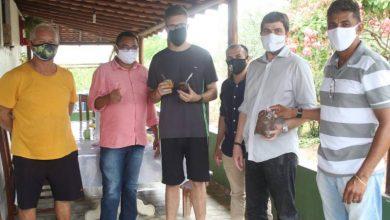 Foto de SEMAPA visita produtores da Zona Rural de São Luís