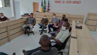 Foto de Câmara Municipal de Bequimão reúne vereadores para discutir preço da carne no município