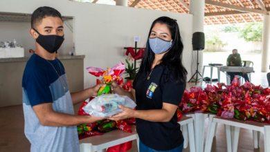 Foto de Gedema realiza ação para alunos do Programa Sol Nascente