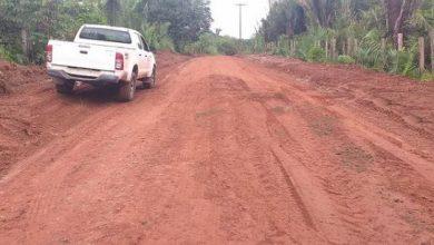 Foto de Prefeitura de Bequimão inicia recuperação da estrada que liga Macajubal a Pontal