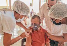 Foto de Prefeitura de Bequimão-MA inicia imunização contra a Covid-19 de pessoas com comorbidades