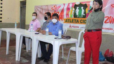 Foto de Fátima Araújo e Márcio Jerry reúnem com moradores no Pirapora