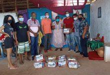 Foto de Prefeitura de Bequimão distribui quase 2 toneladas de alimentos a terreiros de matriz africana