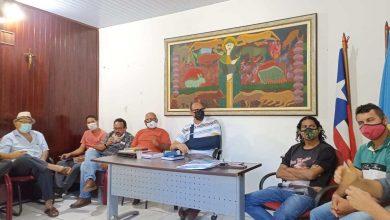 Foto de Prefeito João Martins realiza reunião de alinhamento para construção do Plano Plurianual